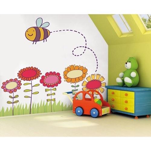 Buzz bij Behangwebshop