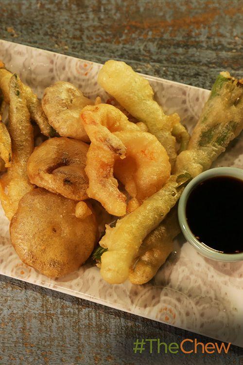 how to make perfect tempura