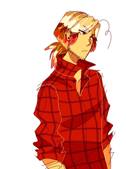 I want to cosplay as 2p Canada but I don't know. I don't think I can get his personality right!