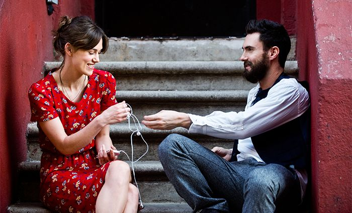 "The ""Begin Again"" Cast Make Beautiful Music"