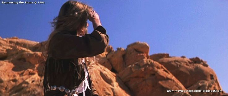 romancing the stone   Romancing the Stone (1984) part [1/2]