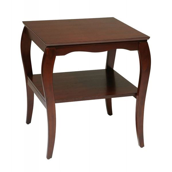 ... Furniture Warehouse. Cherry End Table *D by OSP - Office Star Products  is now available at American