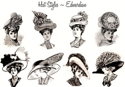 A Brief History of 20th Century Hats (part 1)