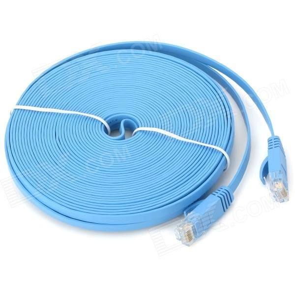 # #15MLength #Blue #Cable #CAT6 #Ethernet #LAN #Male #RJ45 #To #UltraThin #Cables # #Adapters #Computer #CableAdapter #Computers # #Networking #Home Available on Store USA EUROPE AUSTRALIA http://ift.tt/2fYED3k