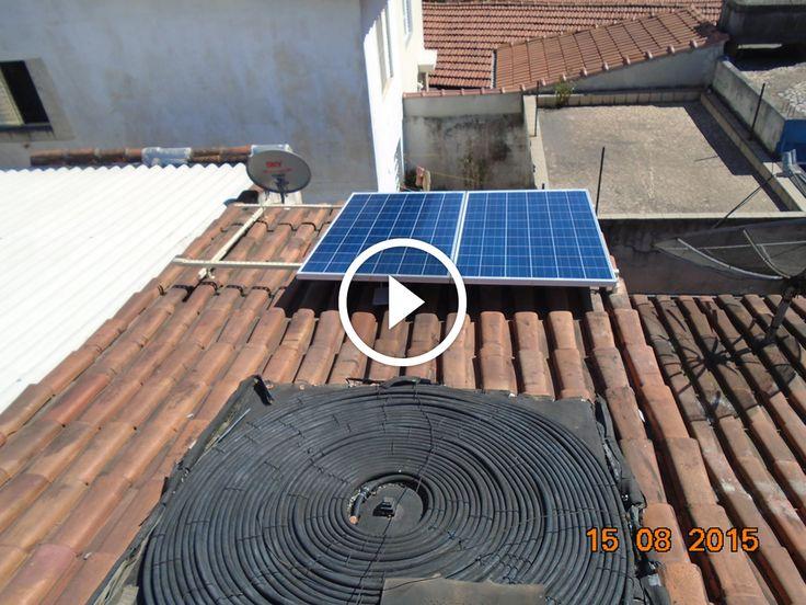 Energia Solar Fotovoltaica - Economia de Energia Elétrica com Painel Solar                                           Sistema On Grid: O inversor Grid Tie recebe a tensão DC do painel solar e a transforma em AC (127 / 220V) introduzindo essa tensão em qualquer tomada 127 ou 220V da residencia. Se ocorrer a falta de energia na tomada em que o inversor estiver... construindo painel fotovoltaico, construindo painel solar, construindo painel solar caseiro dicas células fotov