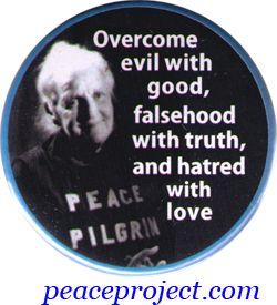 Peace Pilgrim ~~Spiritual Teacher, Mystic, Peace Activist