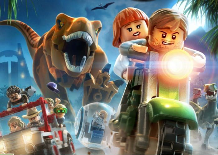LEGO Jurassic World Video Game Launches Alongside New Movie (video)