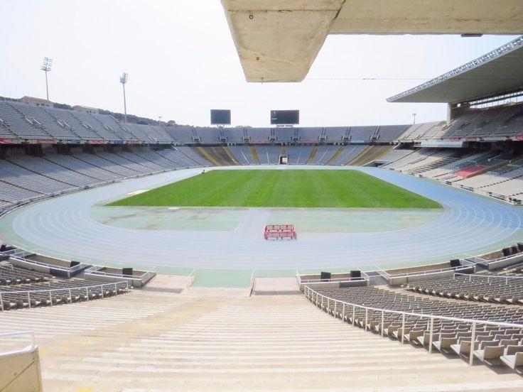 Olympic Stadium (1992 Olympics stadium) - Barcelona, Spain