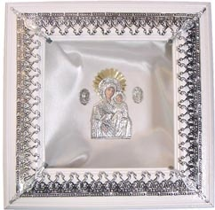 Grecian Imports - Stefanothikes - Greek Wedding Crown Display Boxes for Stefana