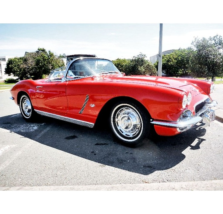 1962 CHEVROLET CORVETTE CONVERTIBLE for sale | Trade Unique Cars ...