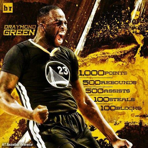 Draymond Green, GSWARRIOR