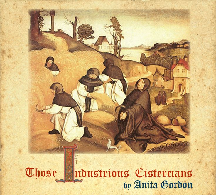 The Cistercian abbeys and their followings put a heavy emphasis on manual labor, especially fieldwork. They were educated agriculturists, and could breed horse and cattle. They sold produce and meat and started a system that helped boost the commercial economy in Western Europe.