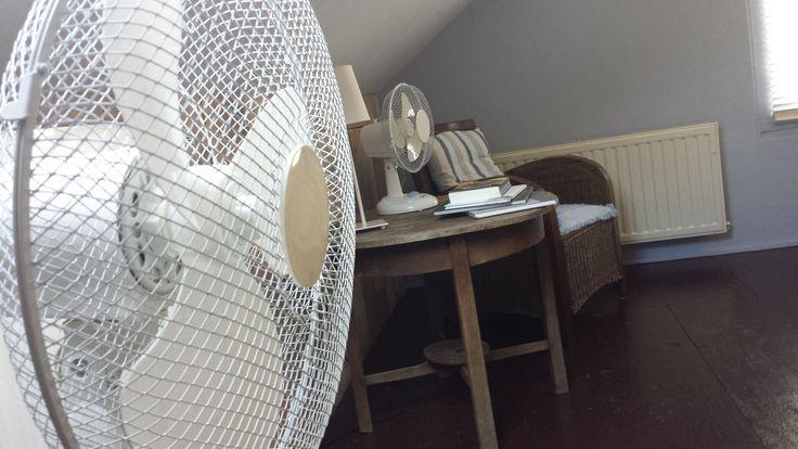 Ventilatorer, slaapkamer Odemarus
