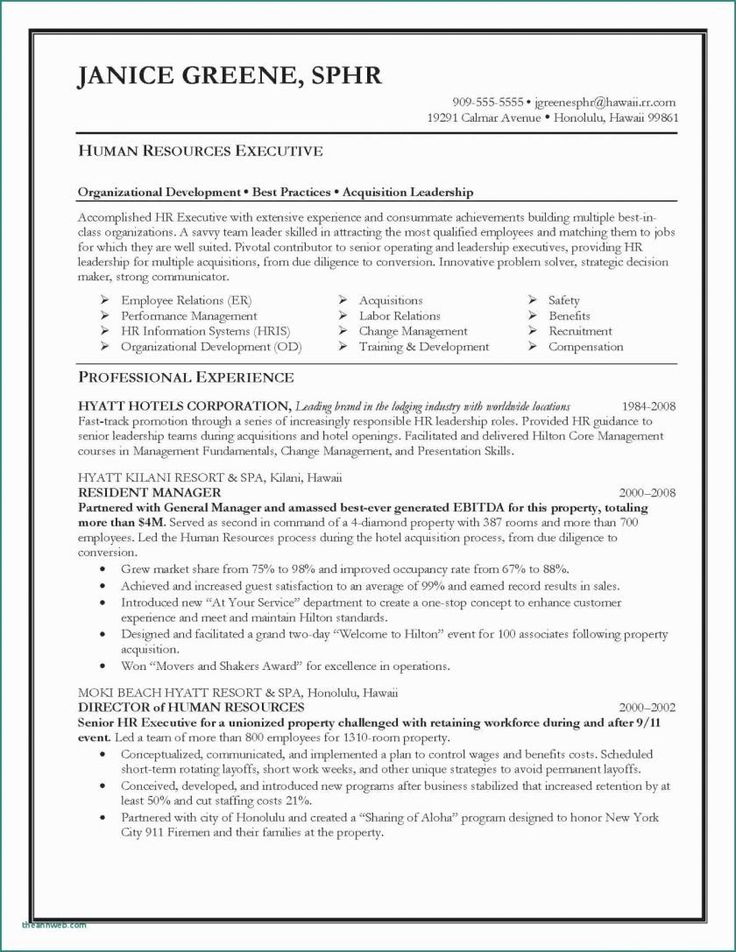 Pin on Top resume template for modern job