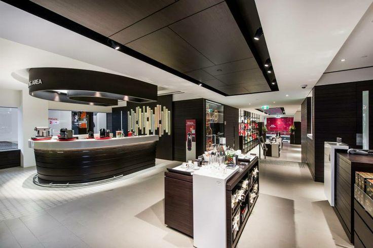 New Nespresso Boutique in Melbourne