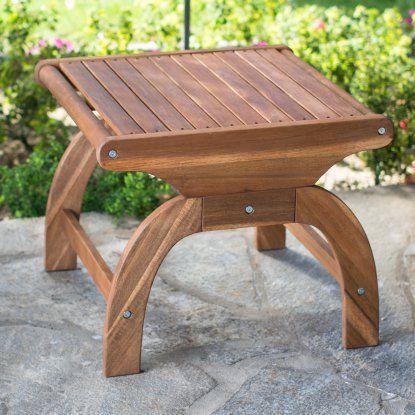 Belham Living Avondale Side Table - Natural