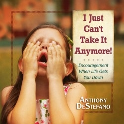 """""""I Just Can't Take It Anymore"""" book #giveaway. Plus, a great blog post by Erin @homewiththeboys about trusting God during a seasons of waiting."""