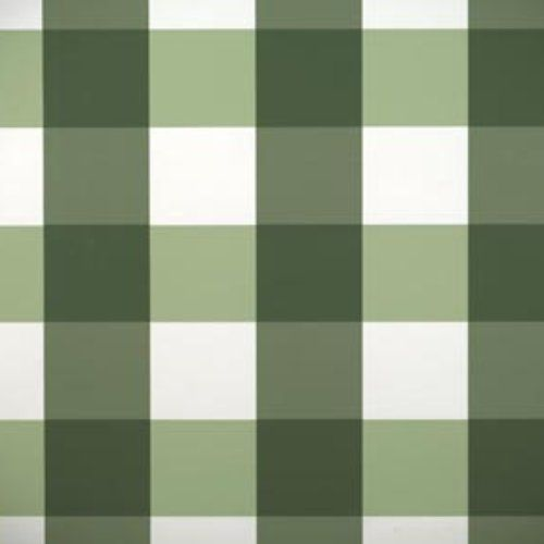 Scalamandre GERTRUDE'S PLAID Sage Plaid Wallpaper