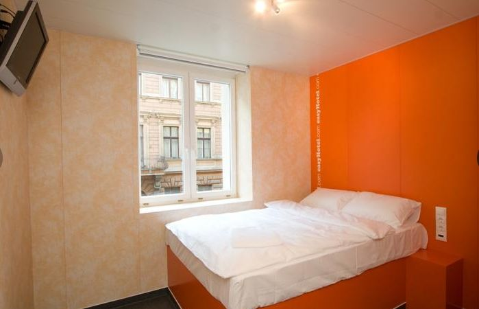 easyHotel in Budapest