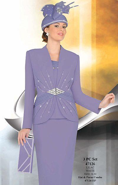 Ben Marc International Womens Church Suit 47126