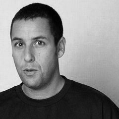 Adam Sandler. Definitely my favorite comedic actor!