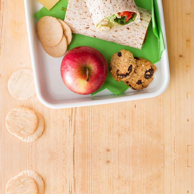 Cannellini Wrap + Snacks