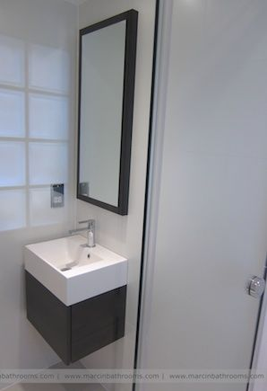 BAUHAUS Elite Drawer Vanity Unit 500 x 350 x 320mm (EL5000DPG)