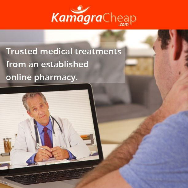 Trusted medical treatments from an established online pharmacy.
