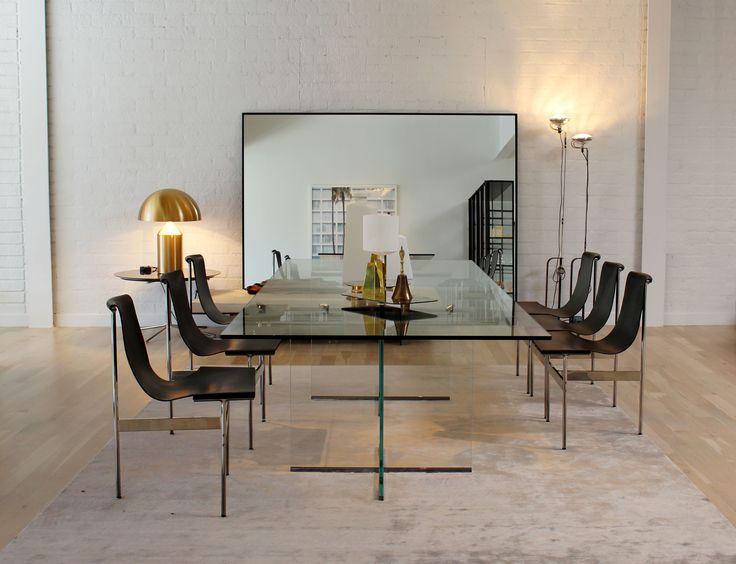2015 Graye Dining Area #gallottiradice #gratz #porro #oluce #delinear
