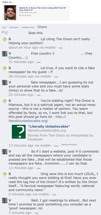 The 35 Best Times Someone On Facebook Thought The Onion Was Real | News-Hound