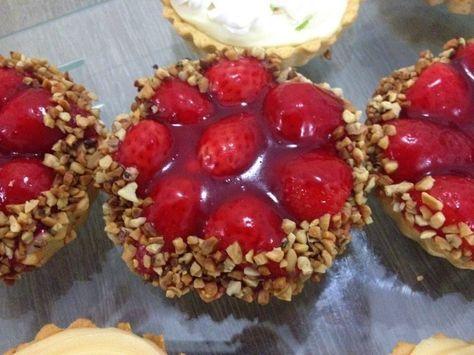 Pacotão de receitas Tortinhas Gourmet para você aumentar sua renda!   Creative