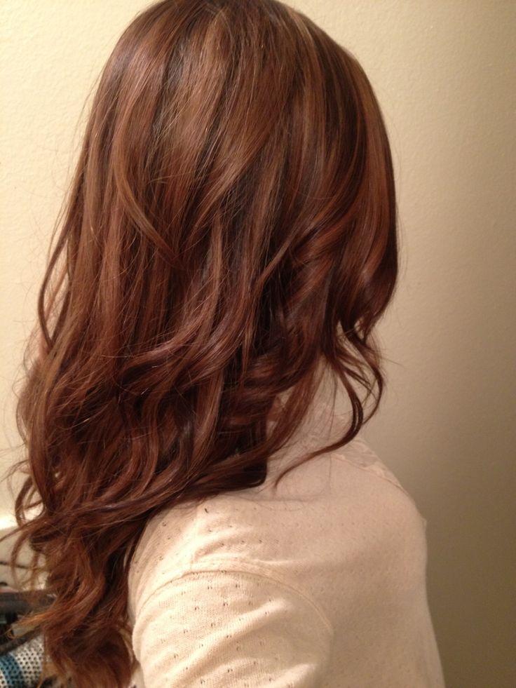 Light brown highlights   Hair   Pinterest   Light Brown ...
