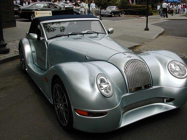 Good Hand Assembled Cars  Morgan Motor Company   Wikipedia, The Free Encyclopedia