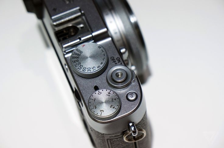 Fujifilm's X100T
