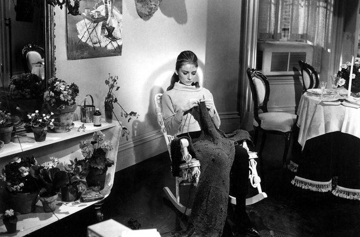 Одри Хепберн. «Завтрак у Тиффани», 1961