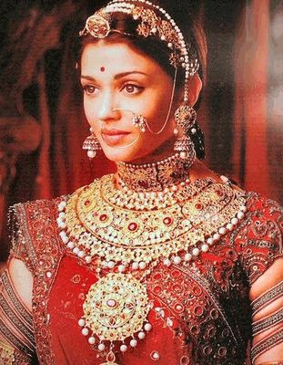 Ash made it fair to the audience's expectations as a Rajput Princess in Jodha Akbar!
