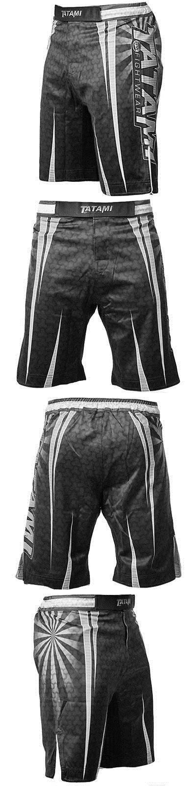 Shorts 73982: Tatami Fightwear Matrix Mma Fight Shorts - Grey -> BUY IT NOW ONLY: $54.99 on eBay!