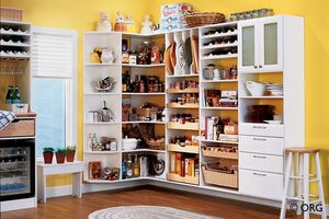 Kitchen pantry storage solutions and what you should do before installing any: Kitchen Pantry Storage Solutions