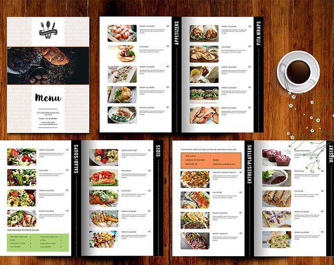 Download Take Away Restaurant Menu Template For Free Restaurant Menu Template Menu Restaurant Menu Template