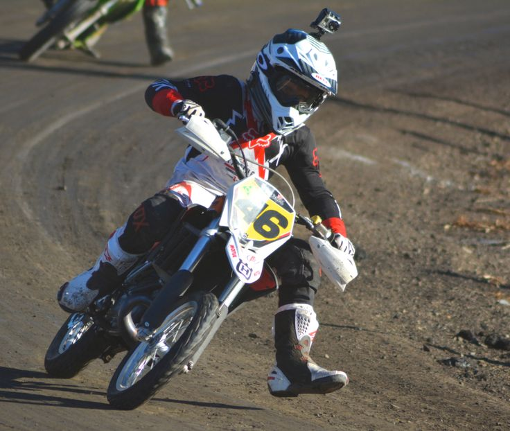 Ollie Bayliss, at The 2014 Troy Bayliss Classic