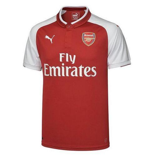 17-18 Arsenal Home Soccer Jersey Shirt  #arsenal #ars #puma #emirates #football #soccer #ozil #sanchez #london #bpl #jerseymate #cybermonday #blackfriday #worldwide #freeshipping