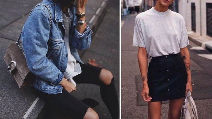 O que vestir no regresso às aulas - Just Iconic