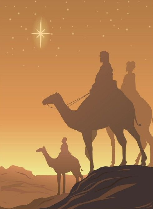 Today is Epiphany on our church calendar. Celebration of the day the magi met the baby Jesus by following his Natal Star. Praying you all have a wonderful day.