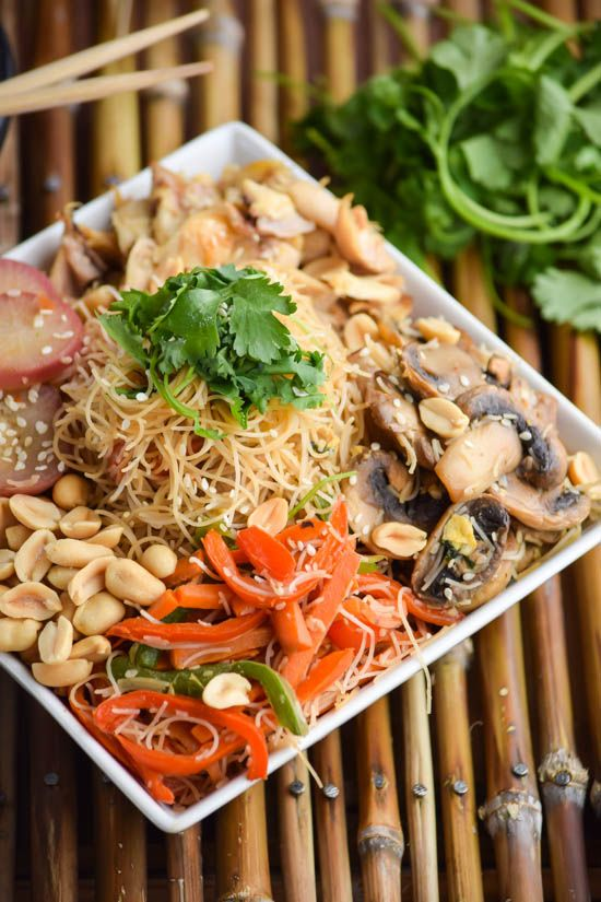 ... about Asian on Pinterest | Asian chicken, Noodles and Beef noodle soup