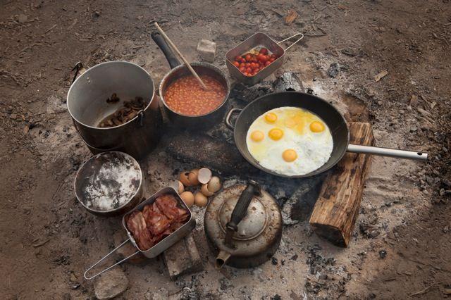 camp food