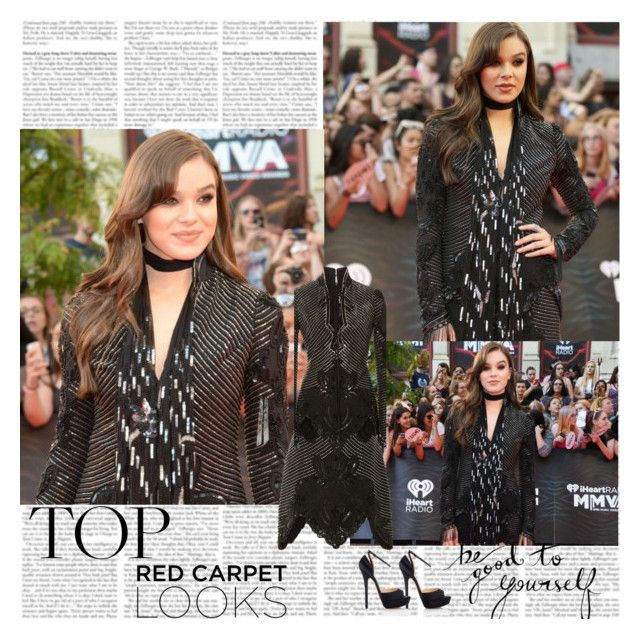 """""""Hailee Steinfeld~Much Music Awards 2016"""" by tvshowobsessed ❤ liked on Polyvore featuring Rodarte"""