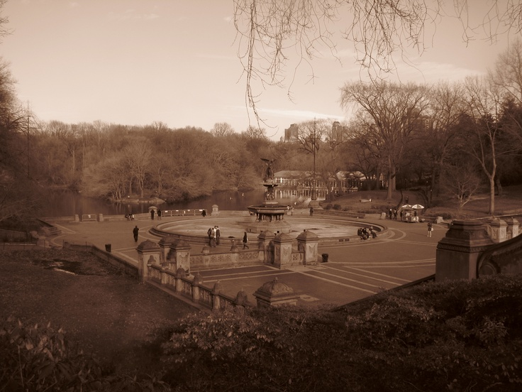 Central Park, NY, NY taken by Jason Bleakley