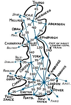 BritRail: Rail Passes for Great Britain (England, Scotland & Wales) by Rick Steves