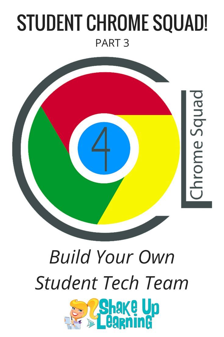 Copy of STUDENT CHROME SQUAD! (5): This is a guest post, authored by my friend and colleague, Cody Holt from Royse City ISD in Royse City, Texas. After 11 years as a high school Language Arts teacher, Cody made the transition to the world of instructional technology and his toughest challenge ever–teaching teachers. As a Digital Learning Specialist for Royse City ISD, Cody gets the privilege to help teachers navigate instruction in a digital age...
