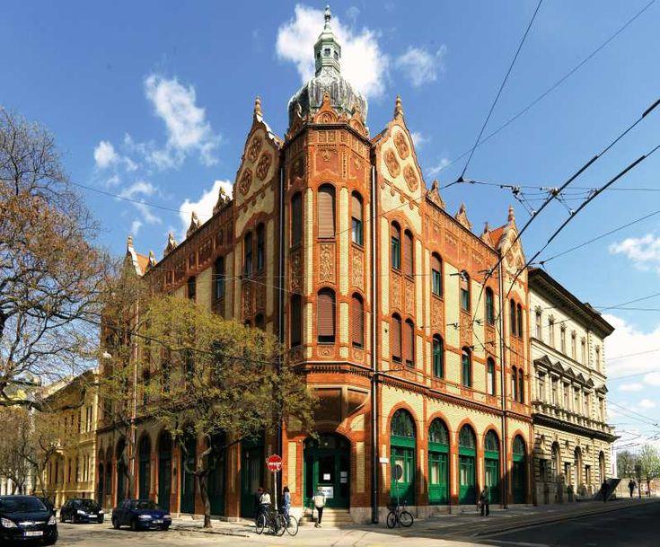 Beregi-ház, Szeged